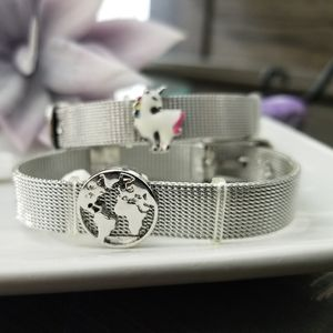 Beautiful silver Bracelet both available..